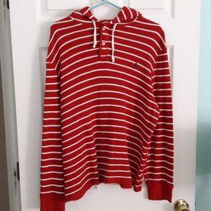 Polo Ralph Lauren Thermal Hoodie Size XXL